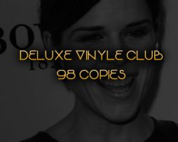 Deluxe vinyle club Neve Campbell