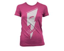 Tshirt rose fille
