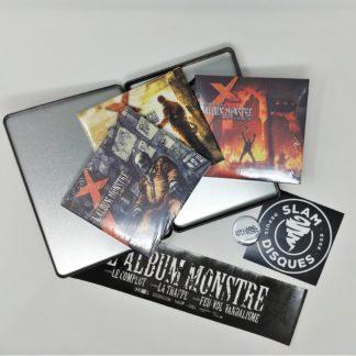 Coffret album monstre