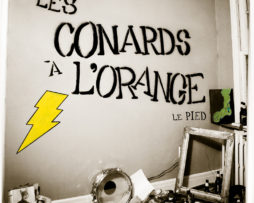 lesconardsalorange_lepied_coverofficiel